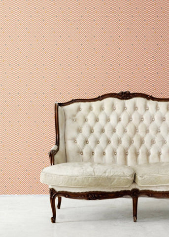 Dover - Shell Wallpaper - JULIANNE TAYLOR STYLE