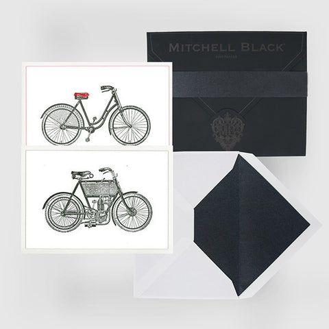 """BIKER"" BOXED CARD ASSORTMENT"