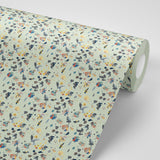 Floral Bliss - Mixed Wallpaper - Nomad Collection