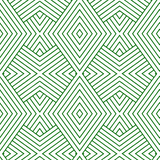 Formation - Signature Green Wallpaper - Mrs Paranjape Papers