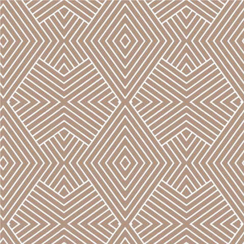 Formation - Truly Taupe Reverse Wallpaper - Mrs Paranjape Papers