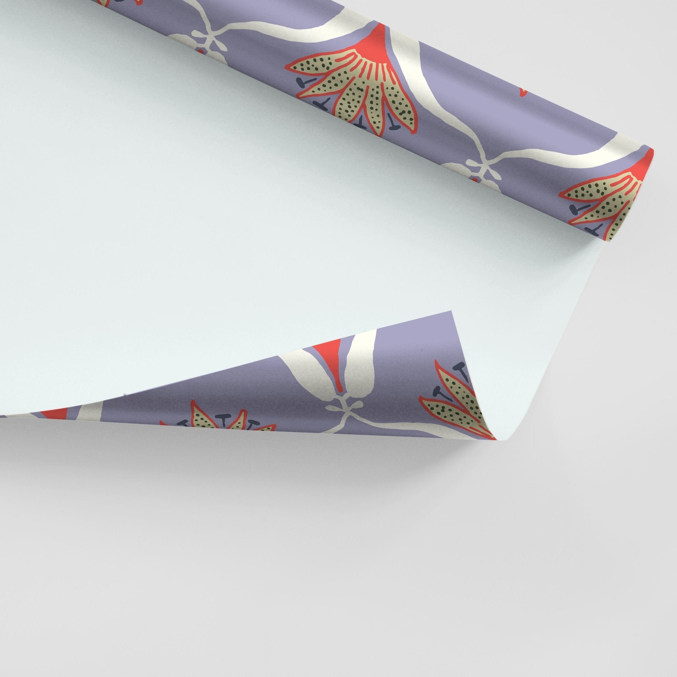 Wallflower Gift Wrap