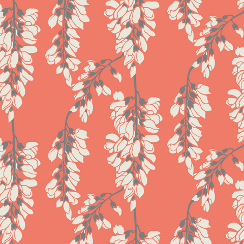 Heart Breaker - Cayenne Wallpaper - Nomad Collection