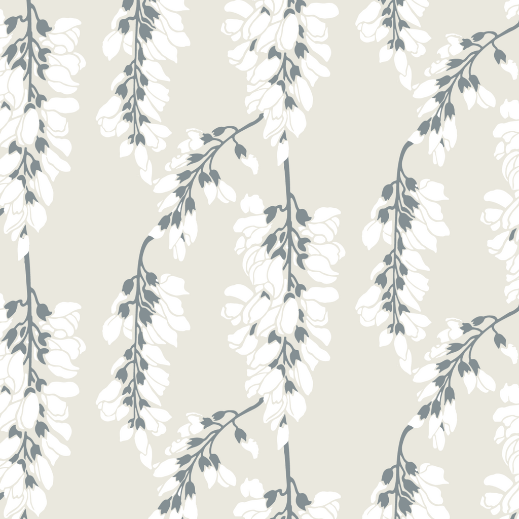 LUCKY Heart Breaker - Linen Pre-Pasted Wallpaper - Nomad Collection