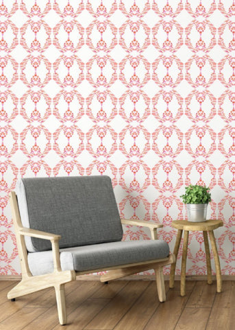 Beverly Link Wallpaper - The Blush Label