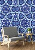 Jungle Blue Wallpaper - The Blush Label