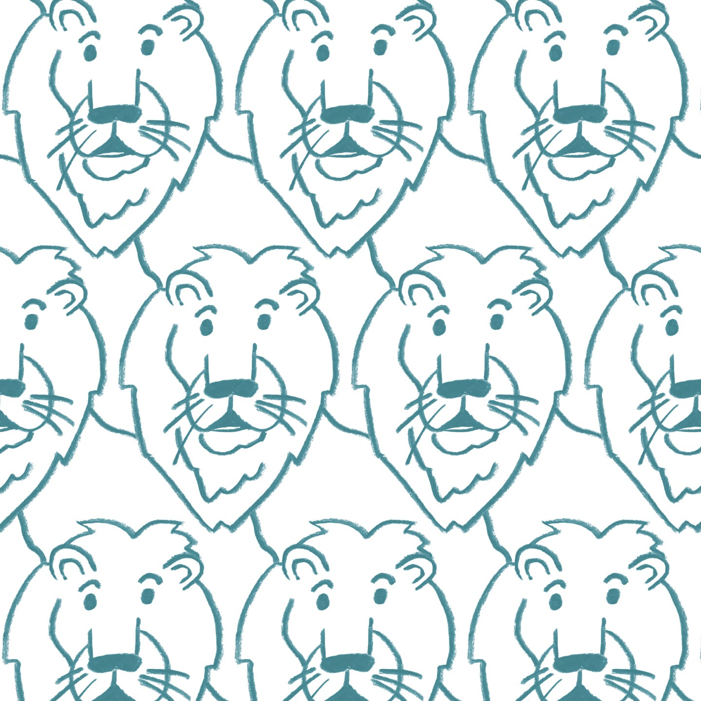 Lions Gift Wrap