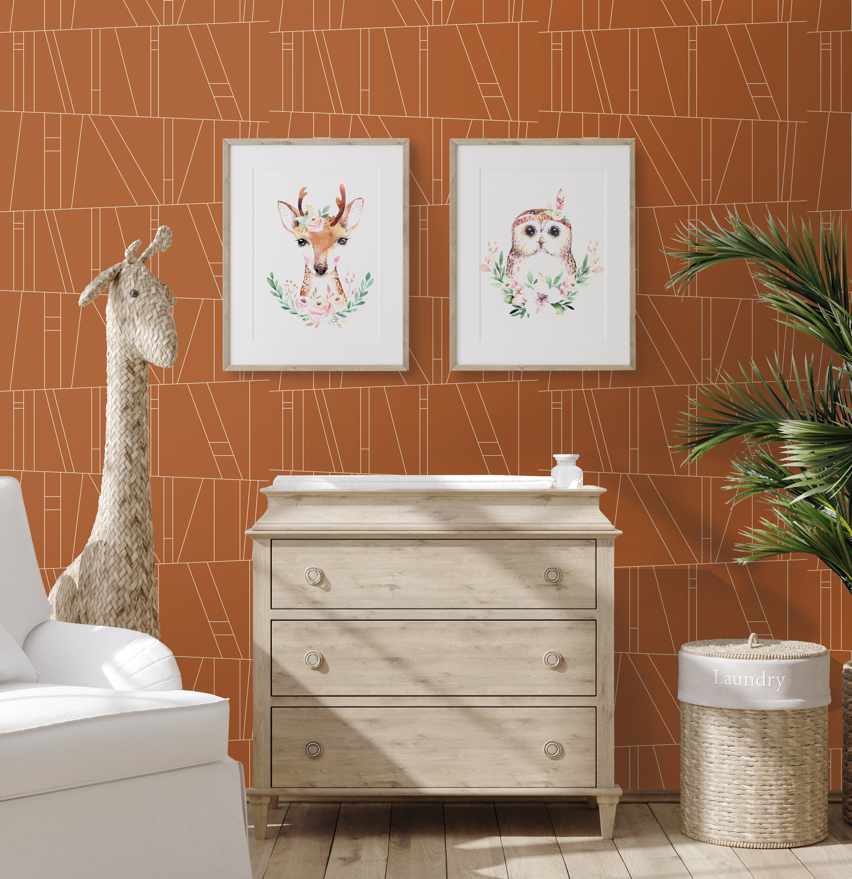 Kazi in Terracotta - Forbes & Masters