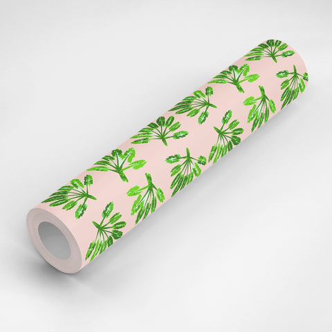 Little Palms Wallpaper - The Blush Label
