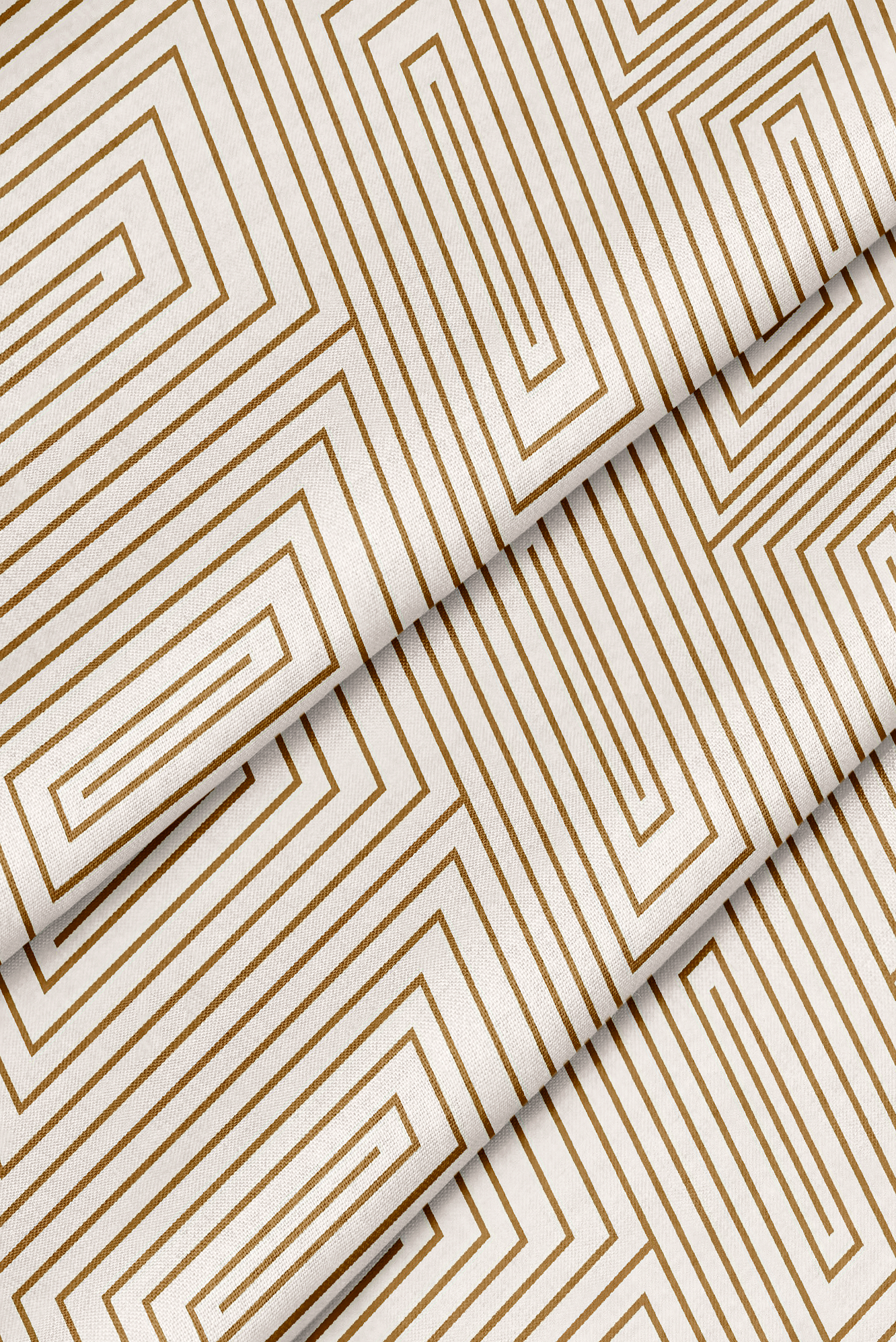 Nia Cream Forbes + Masters - Fabric by the Yard