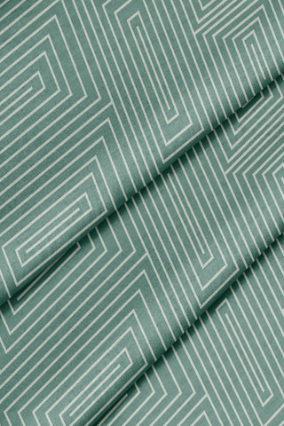 Nia Teal Forbes + Masters - Fabric by the Yard