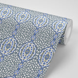 Ottoman Jewel - Royal Wallpaper  - Nomad Collection