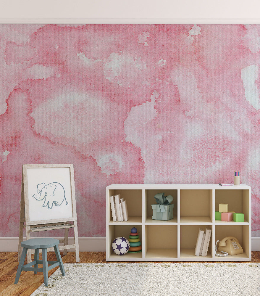 Petal Wallpaper Mural - JOYFIRE by Beth Glover