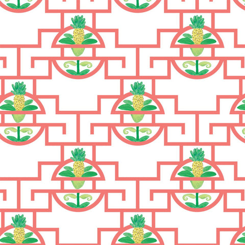 Pineapple Pop - Melon Wallpaper - JULIANNE TAYLOR STYLE