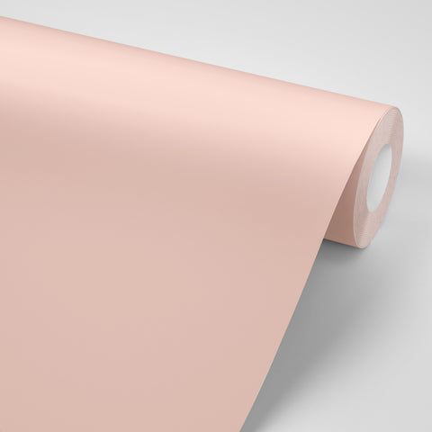 Pink Paint replacement self adhesive colored paper made in USA by Mitchell Black Wallpaper in Chicago