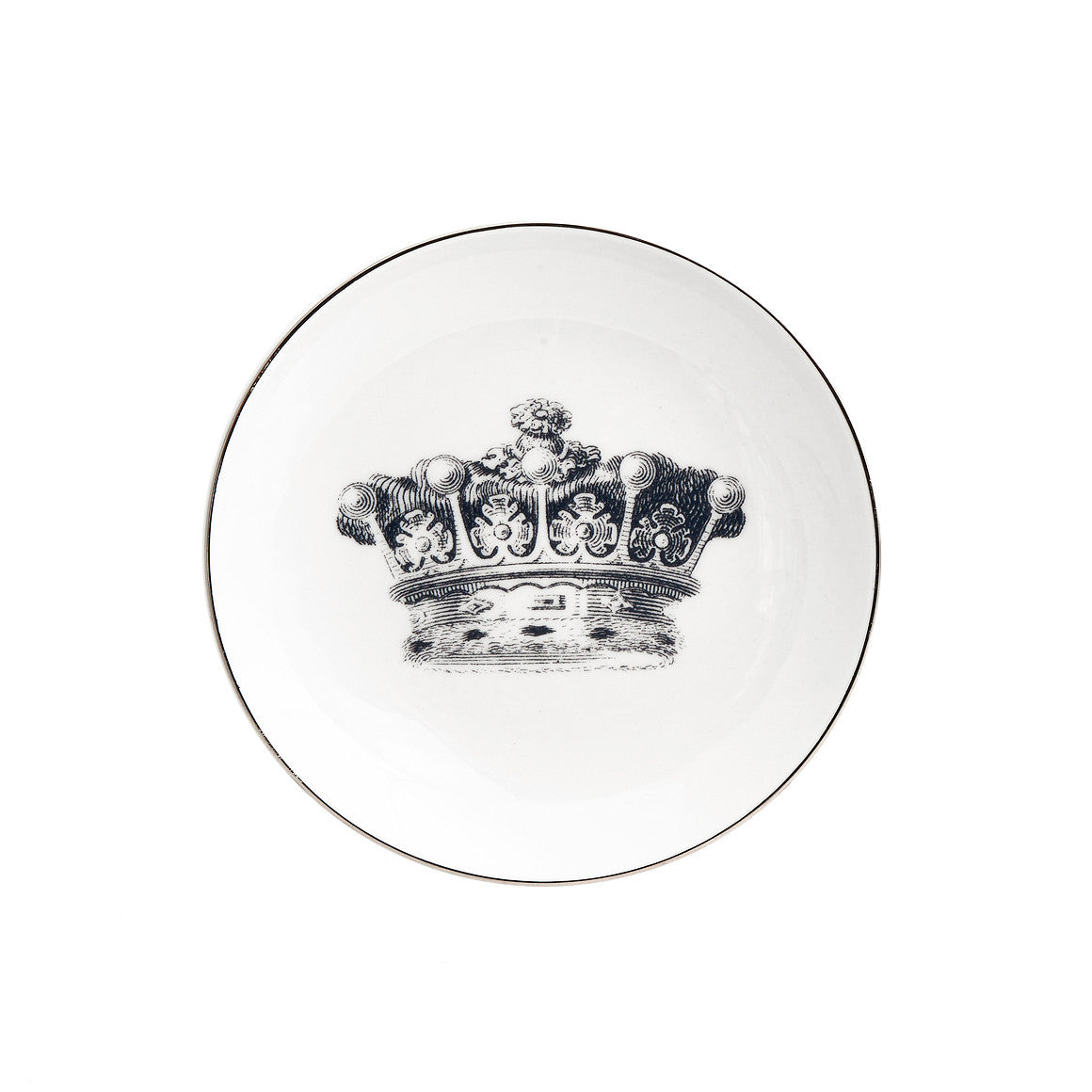 ...  CROWN  Set of 4 PLATES;   ...  sc 1 st  Mitchell Black & CROWN