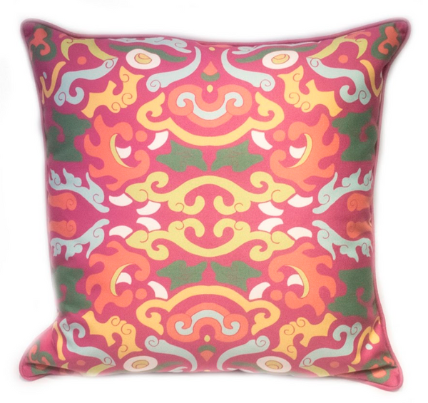 Carnival Foo Pillow