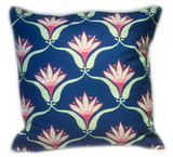 Wallflower Pillow - Vineyard