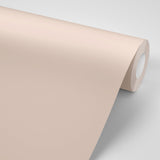 Shell Pink Paint replacement self adhesive colored paper made in USA by Mitchell Black Wallpaper in Chicago