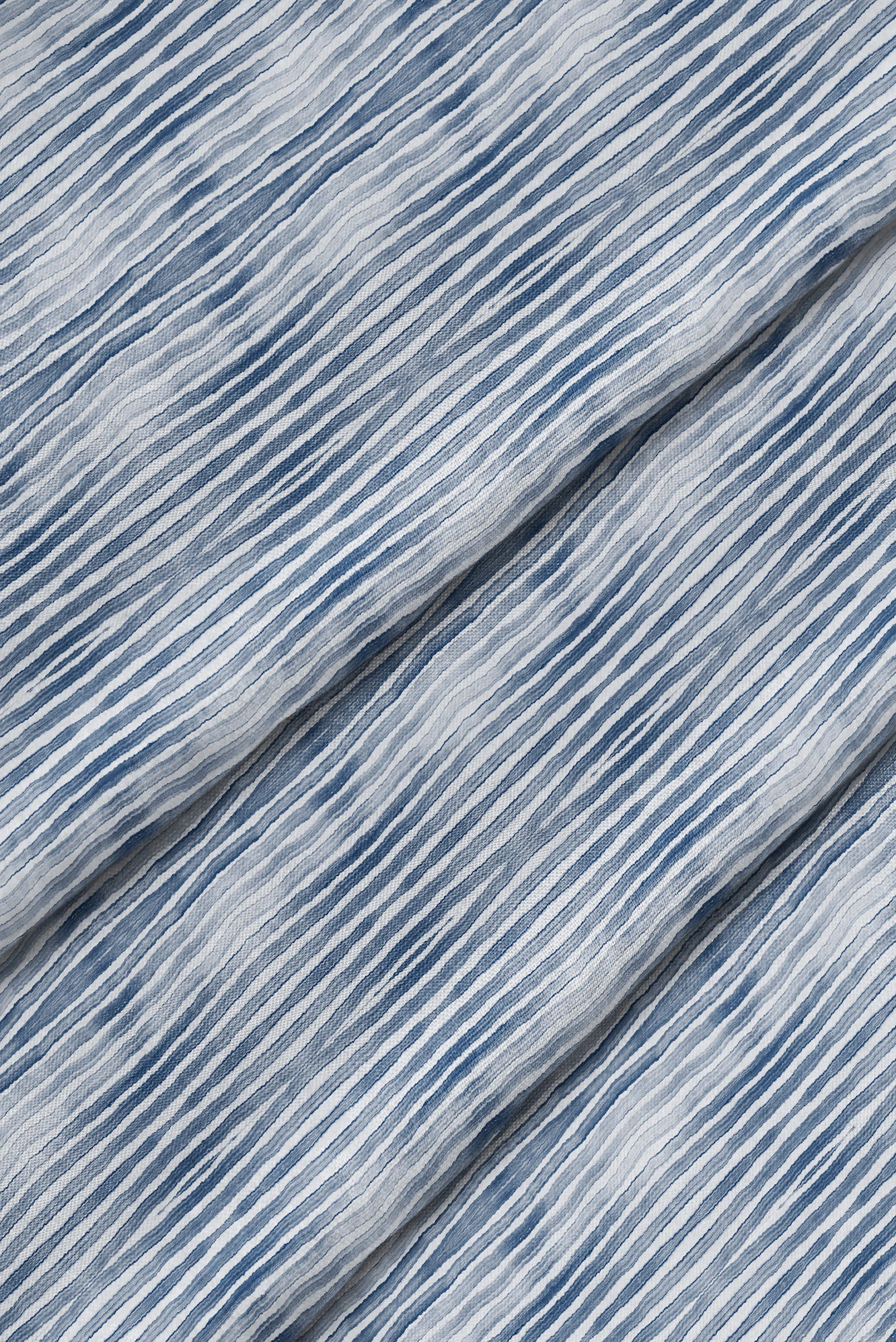 In Between Fabric - Blue