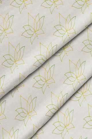 Lotus Small Fabric