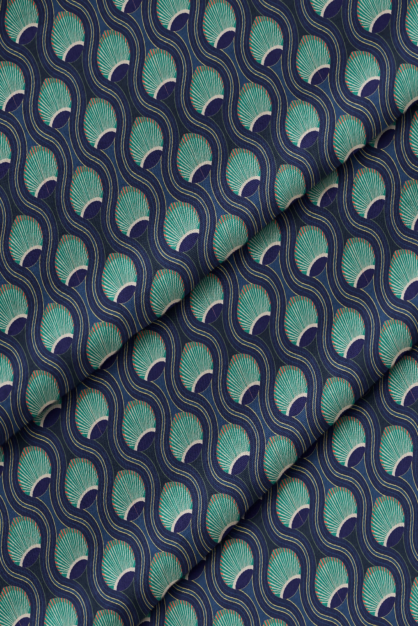 Riviere Small Fabric - Marine