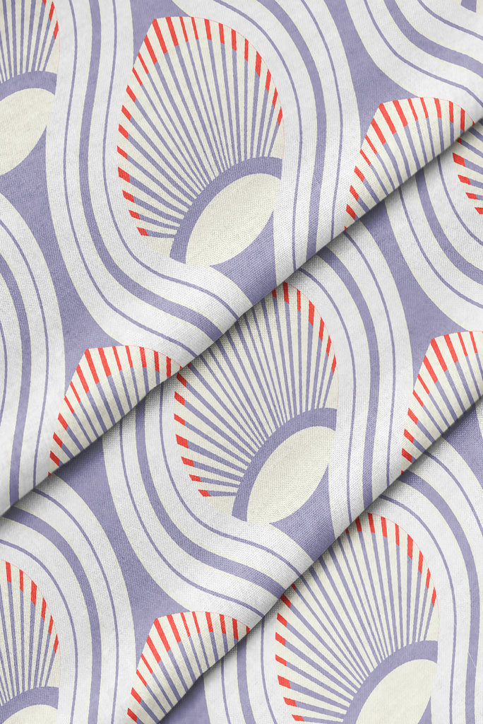 MB Fabrics - Riviere in Lavender