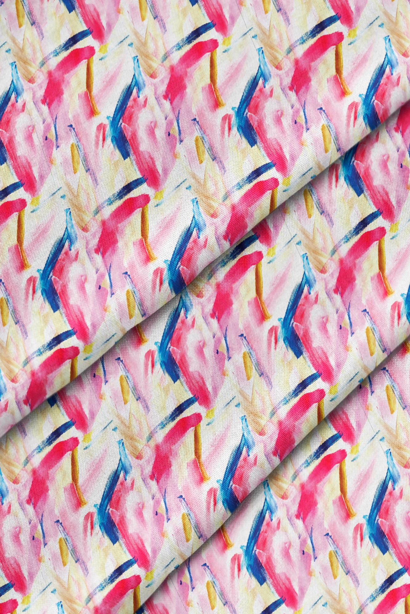Cotton Candy Fabric - Pink