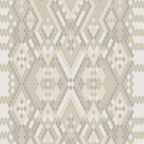 Slither - Camel - Organic Wallpaper Collection