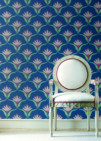 Wallflower - Vineyard Wallpaper - JULIANNE TAYLOR STYLE