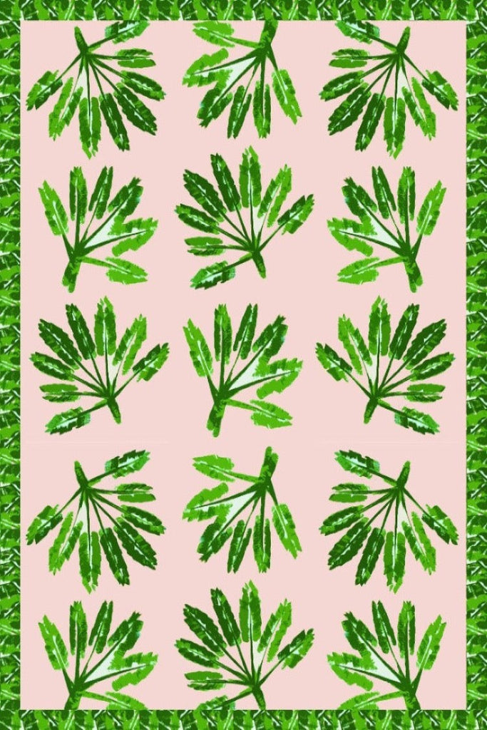 """LittlePalms"" FLOOR MAT"