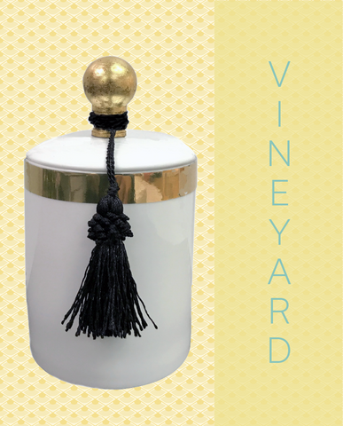 'VINEYARD' SHANGHAI CANDLE