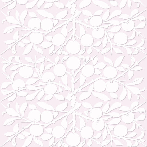 Peach on the Vine - Blush Wallpaper - MB SIGNATURE
