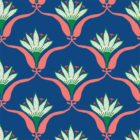 LUCKY Wallflower - Tropical Wallpaper - JULIANNE TAYLOR STYLE