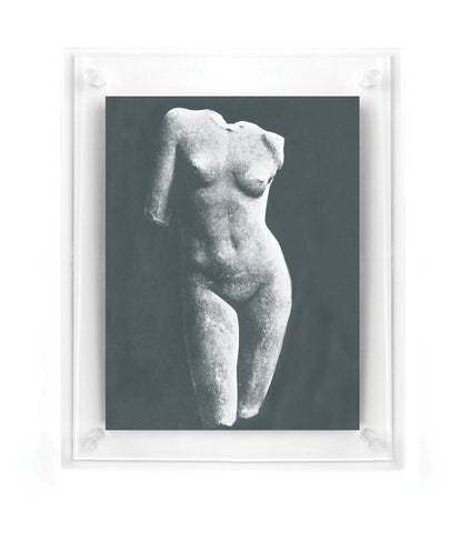 Woman Statue - Wall Art