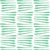 Zebra - Mint Wallpaper - Nomad Collection
