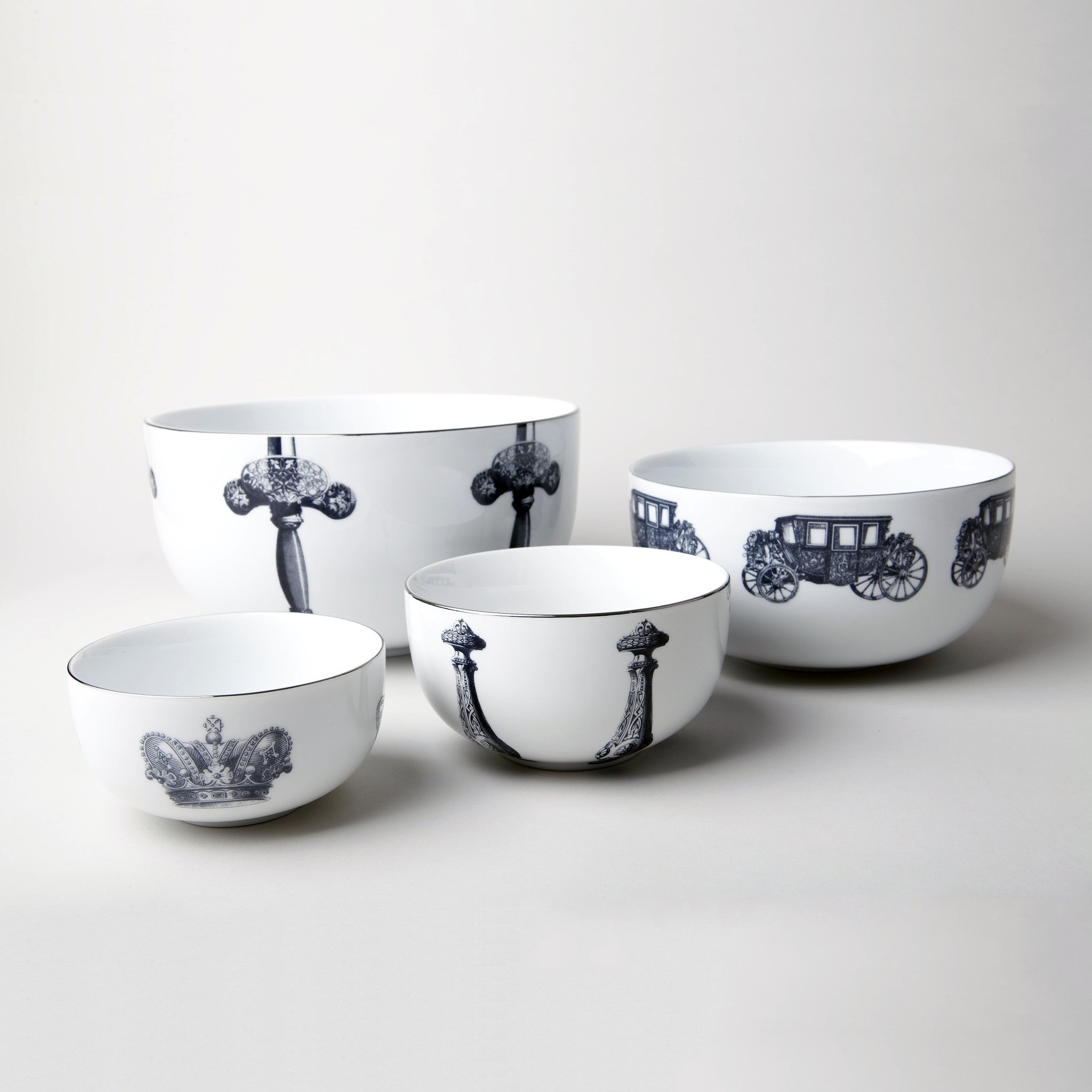 Royal Bowl Nested Set of 4