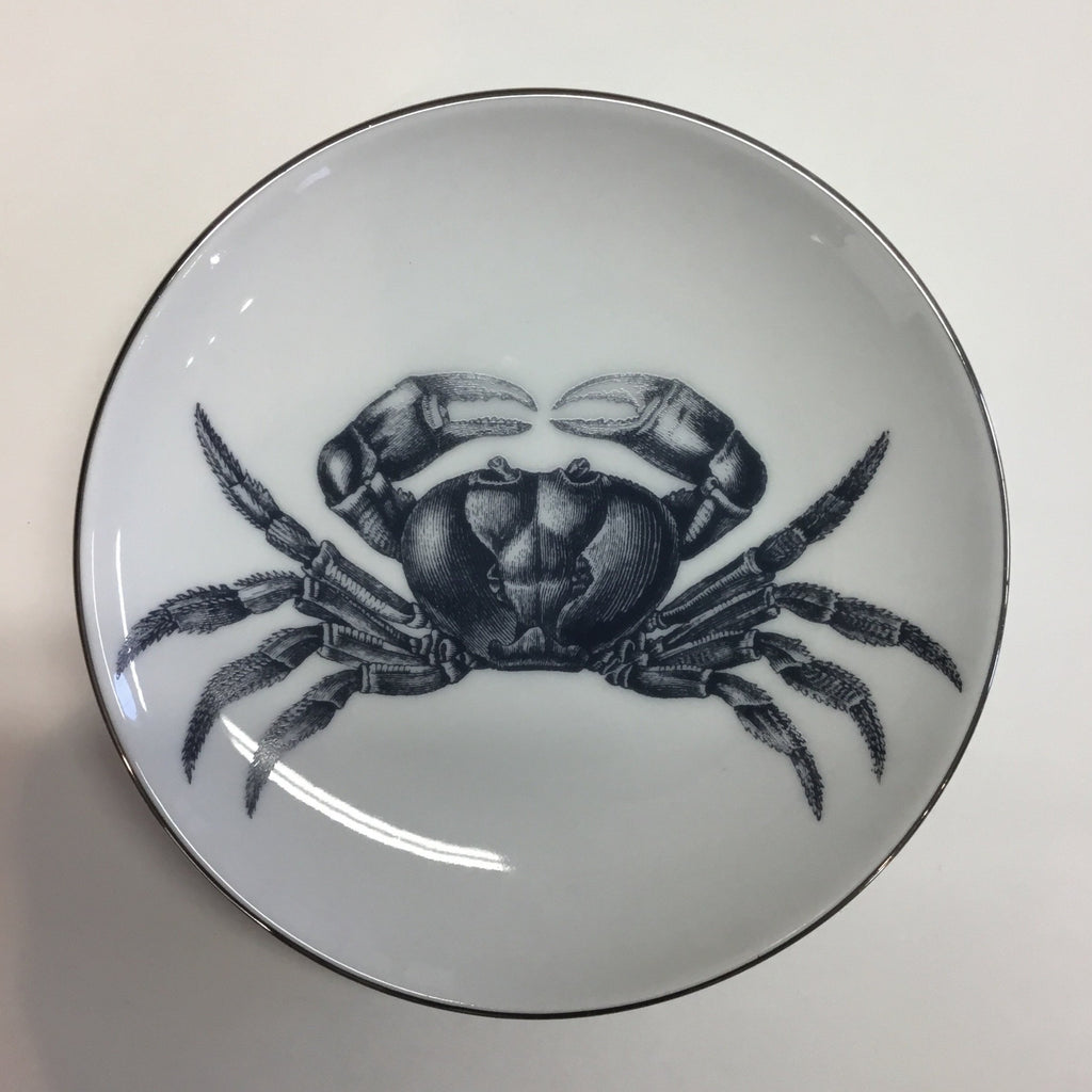 CRAB - Tapas Plates SET of 4