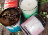 Summertime Scented Soy Candle