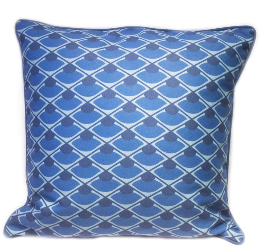 Don't Be Koi Pillow - Marlin