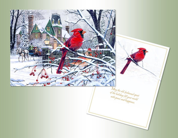 Performing Arts Christmas Cards Tagged Deluxe Velvet Touch Lpg Greetings