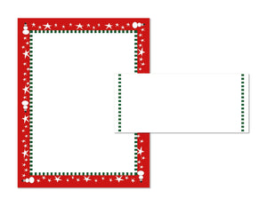 Holiday Snowmen - Holiday Stationery