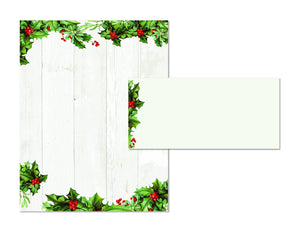 Enchanted Lodge - Holiday Stationery