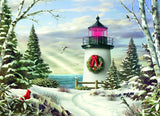 Winter Lighthouse - Exceptional Value