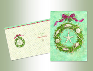 Starfish Wreath - Exceptional Value