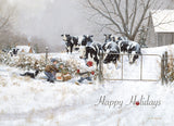 Happy Holiday Cows - Exceptional Value