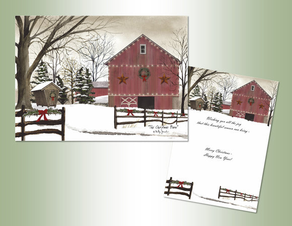 Old Red Barn - Exceptional Value