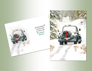 Christmas Truck - Exceptional Value