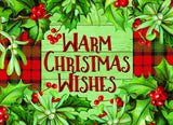 Warm Christmas Wishes - Exceptional Value