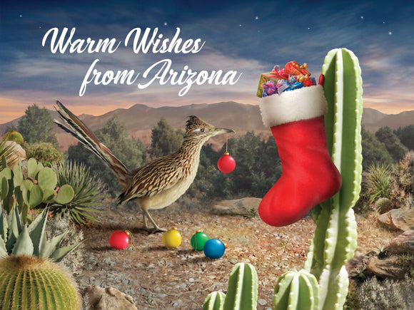 Warm Wishes from Arizona - Exceptional Value